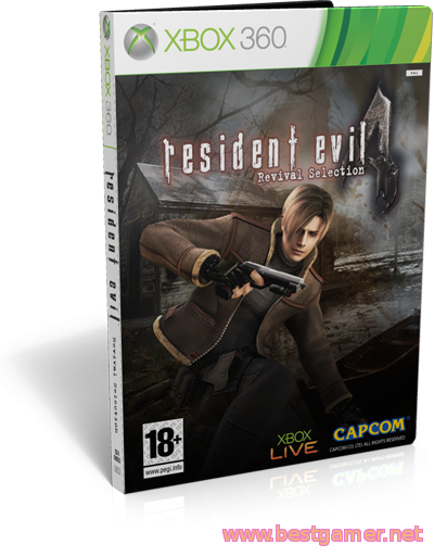 [Xbox 360]Resident Evil: Revival Selection (LT+ 1.9)