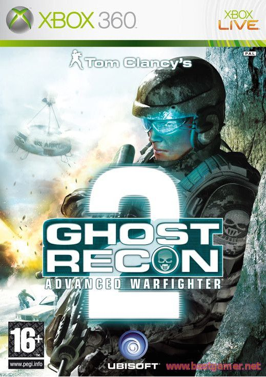 Tom Clancy's Ghost Recon: Advanced Warfighter 2 (2007) [Region Free][ENG][L] (XGD2)