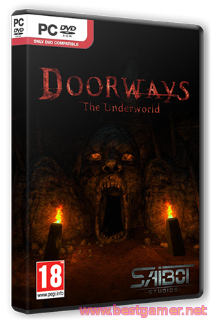 Doorways: The Underworld [Update 2] (2014) PC | RePack от R.G. UPG