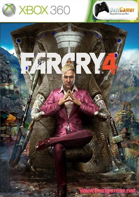 [JTAG/FULL] Far Cry 4 [ENG / NTSC]