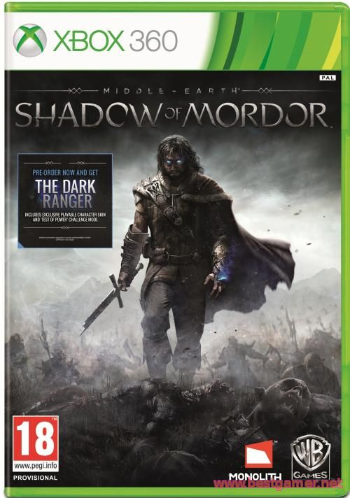 (Xbox 360) Middle Earth Shadow Of Mordor (LT+ 3.0)-iMARS