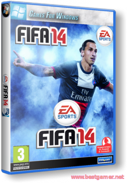 FIFA 14: Ultimate Edition (2013/RUS) Portable от punsh