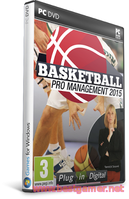 Basketball Pro Management 2015 (Umix Std) (ENG_Multi9) [L]