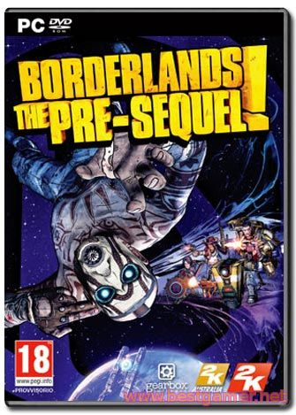 Borderlands The Pre Sequel (Update v1.0.3)-RELOADED