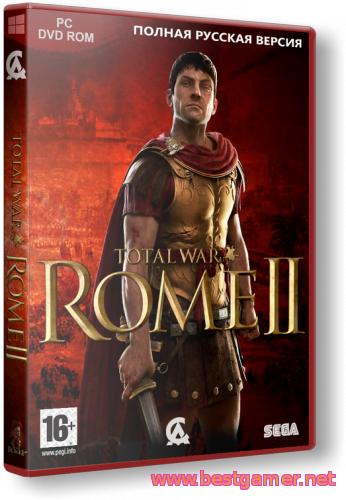 Total War: Rome II [v 2.1.0.0] (2013) PC | Steam-Rip by R.G.BestGamer.net