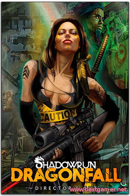 Shadowrun: Dragonfall - Director's Cut (2014) PC | RePack