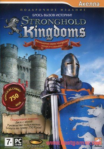 Stronghold Kingdoms [2.0.24.3] (2010) PC