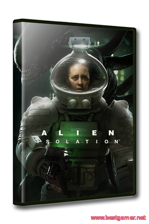 Alien Isolation Digital Deluxe Edition (Update 6 + 6DLC)-AL213