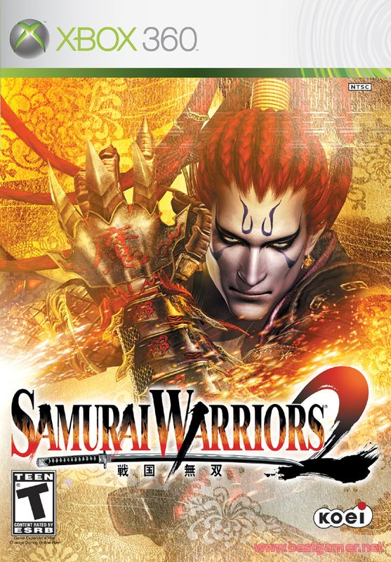 Samurai Warriors 2 Empires [GOD/ENG]