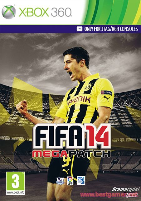 FIFA 14 Megapatch 3.0 Update Veey & Dramacydal + Career Manager Editor(part1.rar)