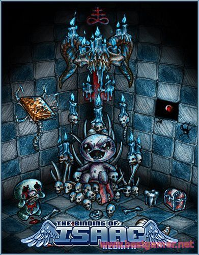 скачать игру binding of isaac rebirth торрент