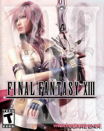 Final Fantasy XIII (UPDATE 3)-CPY (Crack Only)