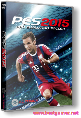 Pro Evolution Soccer 2015 Update v1.02 (Multi) - RELOADED