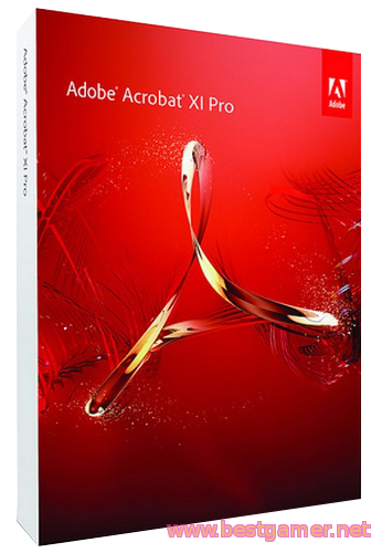 Adobe Acrobat XI (v11.0.10) Professional Multilingual