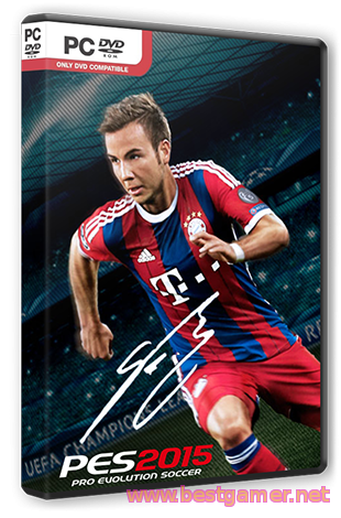 PES 2015 / Pro Evolution Soccer 2015 [Update 2] (2014) PC | RePack