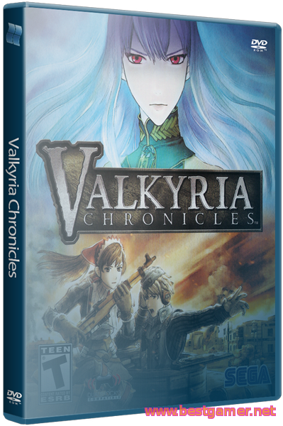 Valkyria Chronicles(UPDATE 2 + DLC)-CPY