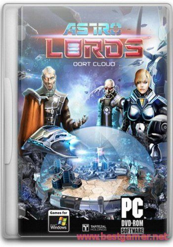 Astro Lords: Oort Cloud [1.3.5] (2014) PC