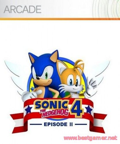 Sonic the Hedgehog 4: Episode II [XBLA/ENG]