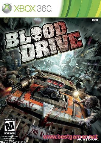 Blood Drive [GOD / ENG]