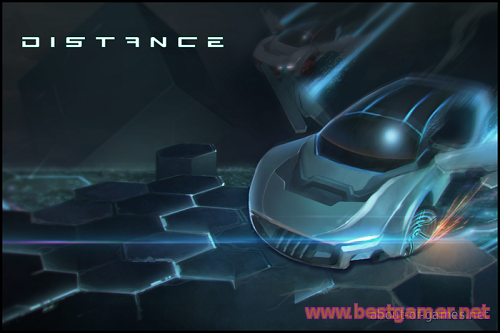 Distance [Build 3297 | Early Access] (2014) PC | RePack by Mizantrop1337