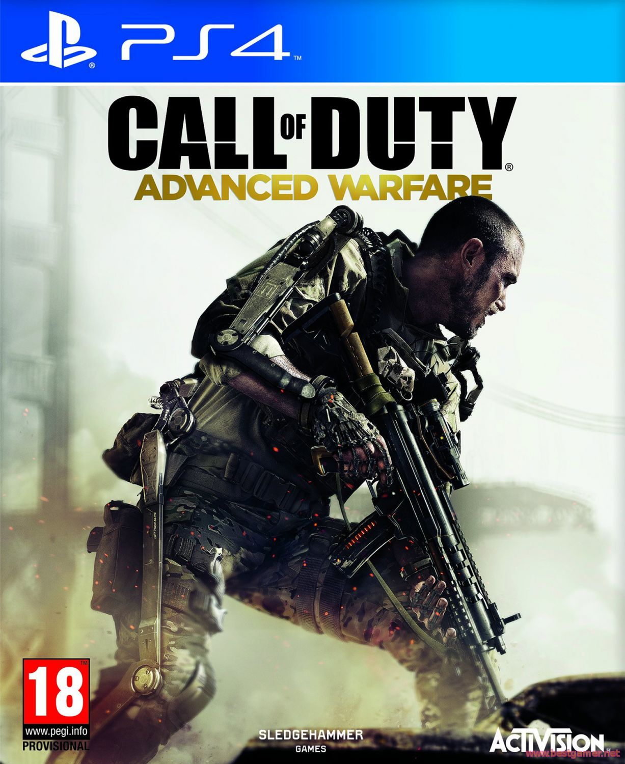 Call of Duty: Advanced Warfare(трофеи) часть 2