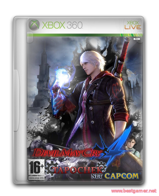 Devil May Cry 4 [GOD / RUSSOUND]