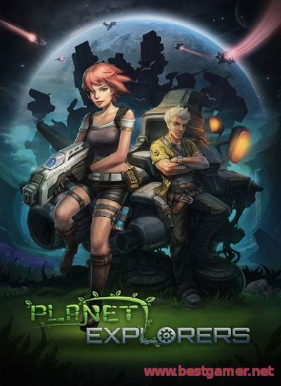 Planet Explorers Steam Edition (Pathea Games) (ENG/CHI) [build 0.86]