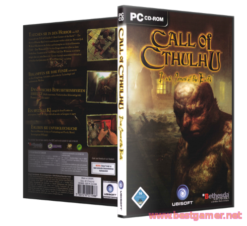 Call of cthulhu dark corners of the earth vista patch