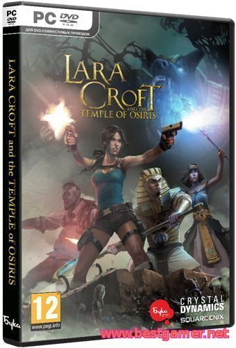 Lara Croft And The Temple Of Osiris (UPDATE 1.1.240.4.32)-CPY