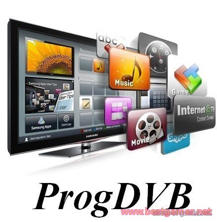 ProgDVB [7.07.08 Professional Edition] (2014) PC