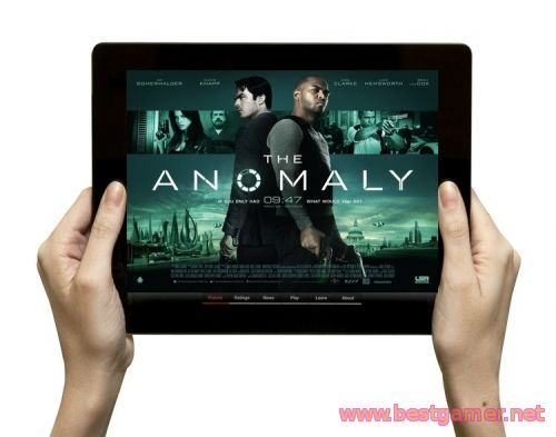 Аномалия / The Anomaly (2014) BDRip 720p | KinoGadget | iPad
