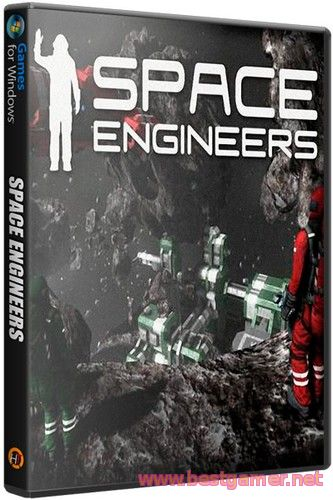 Space Engineers [v 01.063.004] (2014) PC