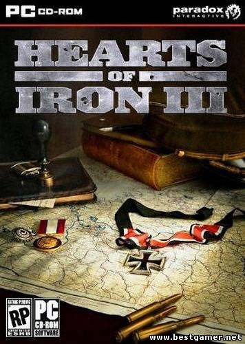 Hearts of Iron 3: Dies Irae (2011) PC | Repack