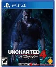 Новые скриншоты Uncharted 4: A Thief's End