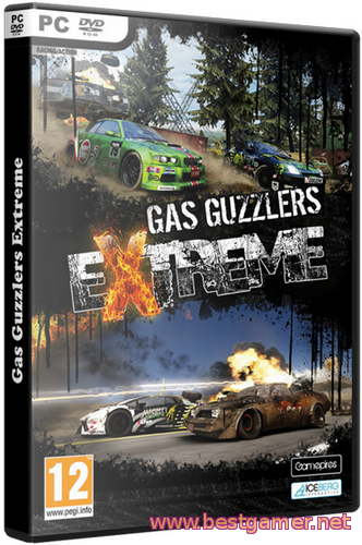 Gas Guzzlers Extreme: Full Metal Frenzy (Ronimo Games) (RUS/ENG/MULTi11) [L] - PROPHET