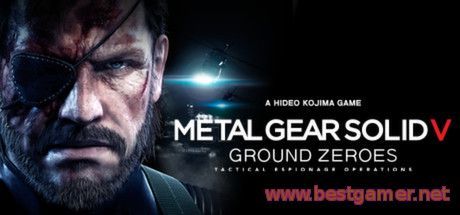 Metal Gear Solid V: Ground Zeroes [Tech Demo] v 1.002 (2014) PC | Патч