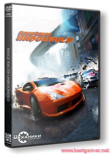 Ridge Racer Unbounded (RUS|ENG|MULTI6) [RePack] от R.G. Механики