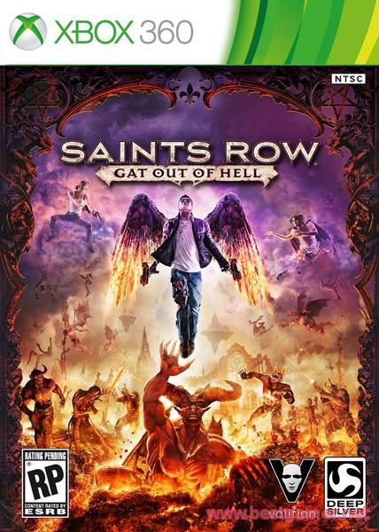 Saints Row - Gat out of Hell [Region Free/RUS] (XGD3) (LT+2.0)