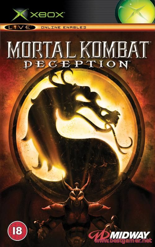 Mortal Kombat: Deception [NTSC/ENG]