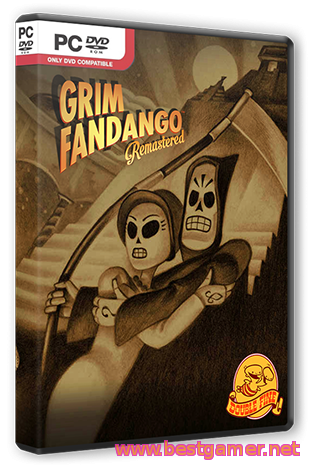 Grim Fandango Remastered( Update v1.2.2)