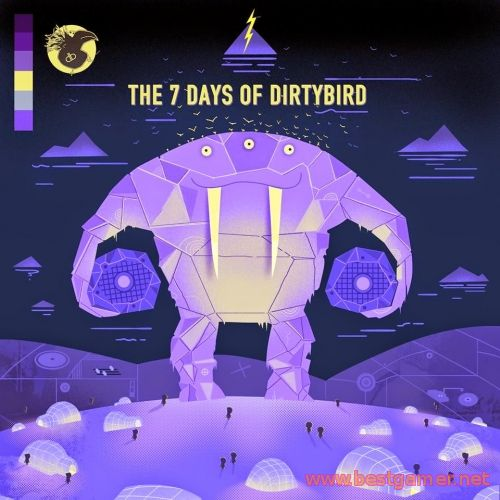 VA - The 7 Days Of Dirtybird