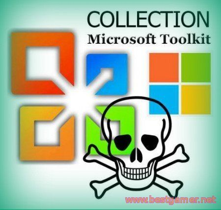 Microsoft Toolkit Collection Pack [2015, Multi/Ru]