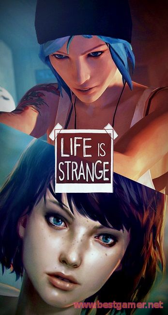 [ARCADE] Life Is Strange:Episode 1 [ENG]