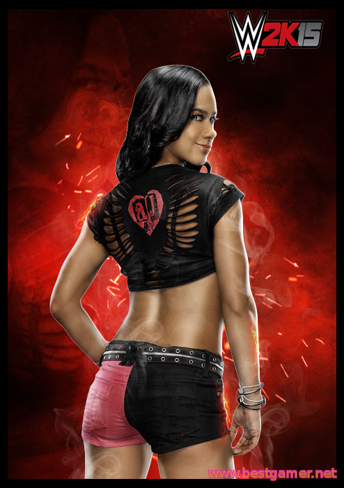 WWE 2k15 Bonus Pack DLC[Freeboot ]