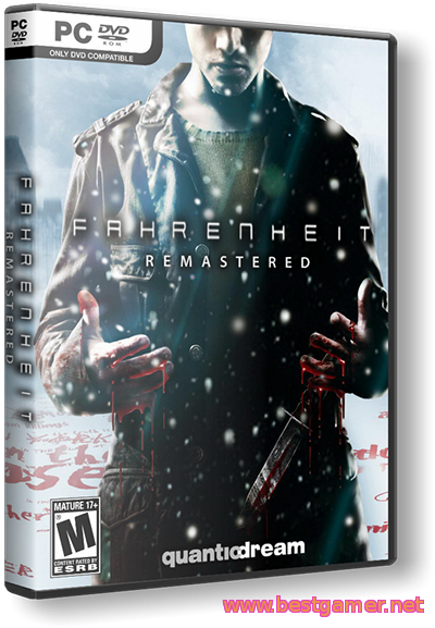 Fahrenheit Indigo Prophecy Remastered (UPDATE 1)-CPY