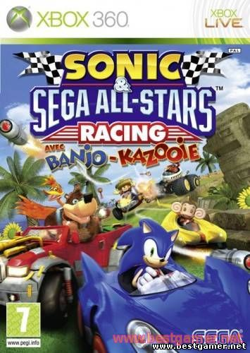 Sonic & Sega All Stars Racing (2010) [Region Free][RUS]