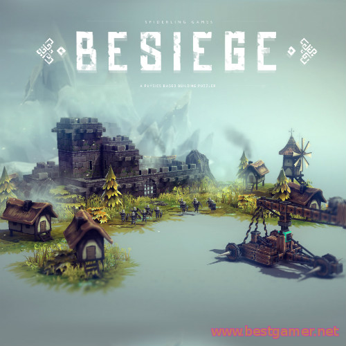 Besiege (Spiderling Studios) Hotfix B - Version 0.42b (ENG)