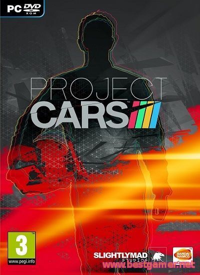Project CARS [2014, RUS/ENG, Repack]