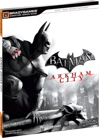 Batman: Arkham City Signature Series Guide PDF, ENG