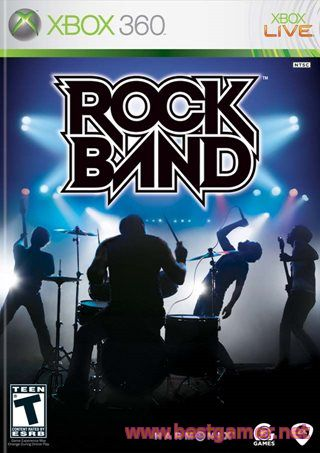 Rock Band: Antology (2007-2010) [Xbox360] Freeboot [En]